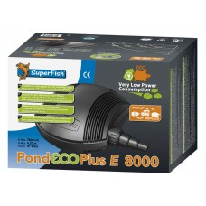 Superfish Pond Eco Plus E 8000