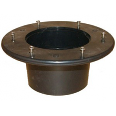 "Solvent Weld 3"" Flanged Tank Connector"