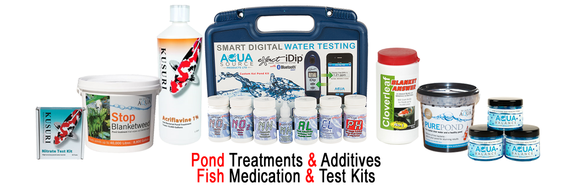Fish Medication & Pond Treatments
